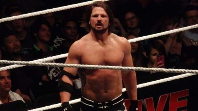 AJ Styles Talks 5-Year WWE Anniversary, If Omos Will Enter 2021 Royal Rumble
