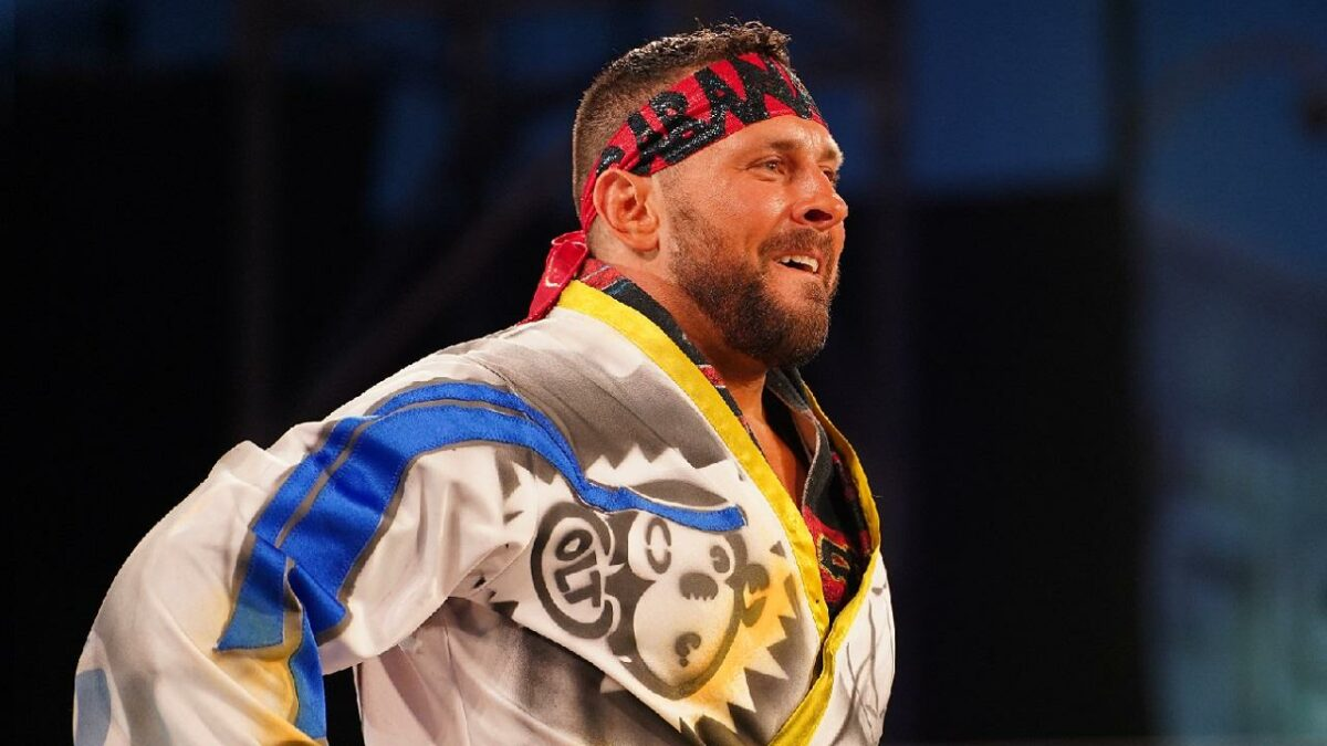 Colt Cabana Compares The Cost Of His Outfit To Miro's Attire On Dynamite