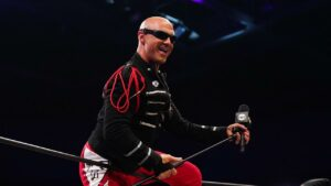Photos: Christopher Daniels' Eye Looks Rough After AEW Dynamite Match