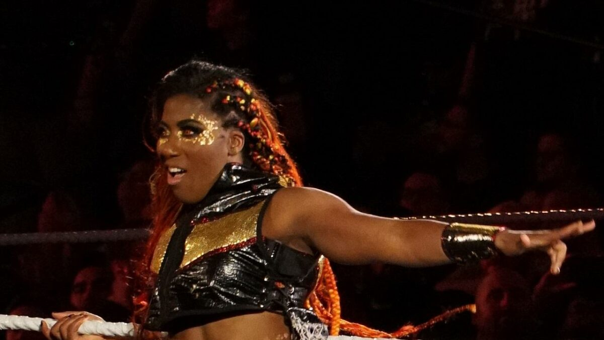 NJPW Star Gets New Ink (Video), WOH Match Added To Best In The World, Ember Moon – ROH Throwback