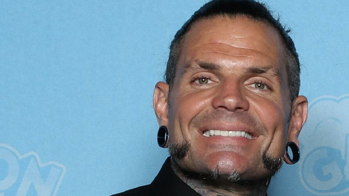 Jeff Hardy Announces WWE Royal Rumble Spot