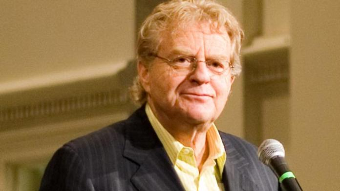 Jerry Springer On What To Expect From His New WWE Network Show