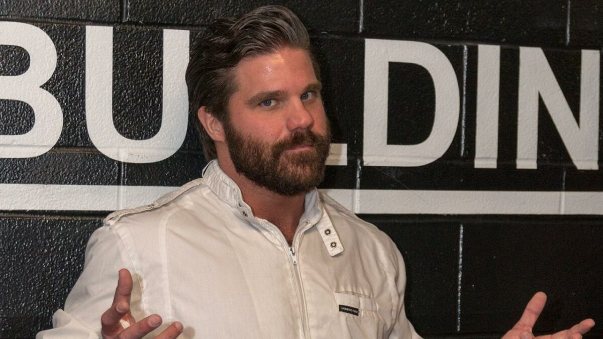 Joey Ryan On Breaking Away From Lucha Underground Contract, If He Regrets Signing With The Company