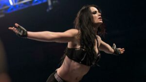 "Paige Trolls Fans With ""Plastic Surgery"" Photo"