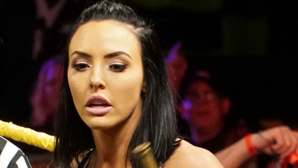Peyton Royce Declares Her WWE Royal Rumble Spot
