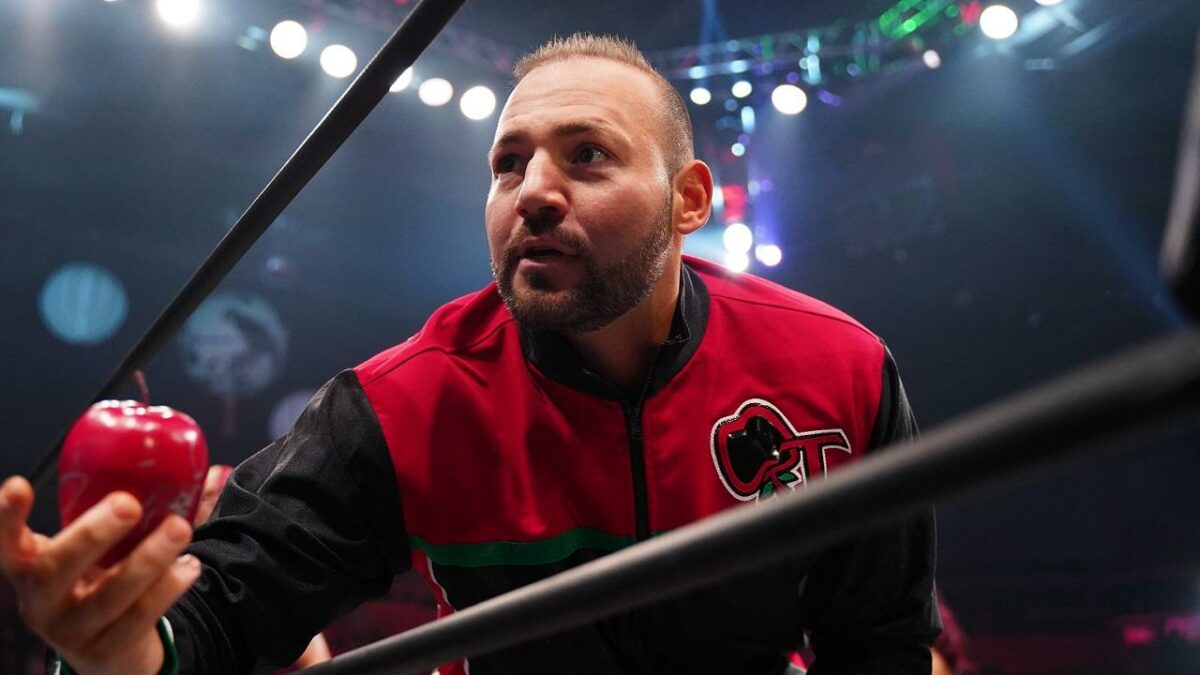 QT Marshall Discusses His Roles Behind The Scenes In AEW