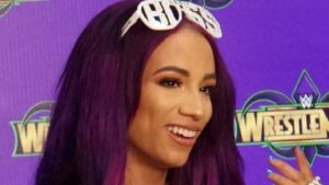 Sasha Banks On What Was The Greatest Women's Match Of All Time