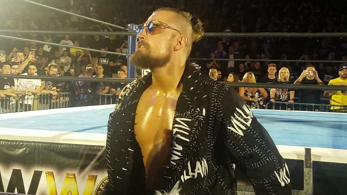 Marty Scurll Added To ROH Best In The World Title Match