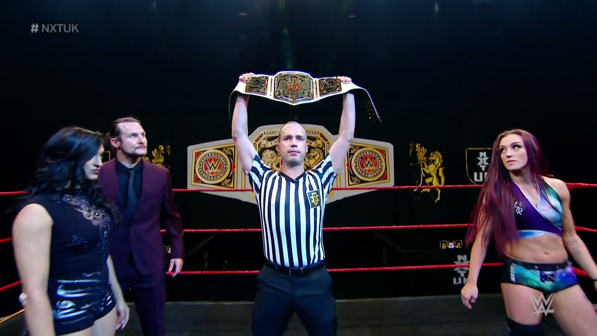 WWE NXT UK Recap (1/21): Kay Lee Ray Defends Against Jinny, Dragunov Back In Action, Mastiff Vs. Rampage