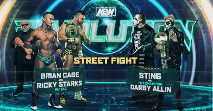 Sting's AEW In-Ring Debut To Be A Cinematic Match?, Possible Date Change For AEW Revolution
