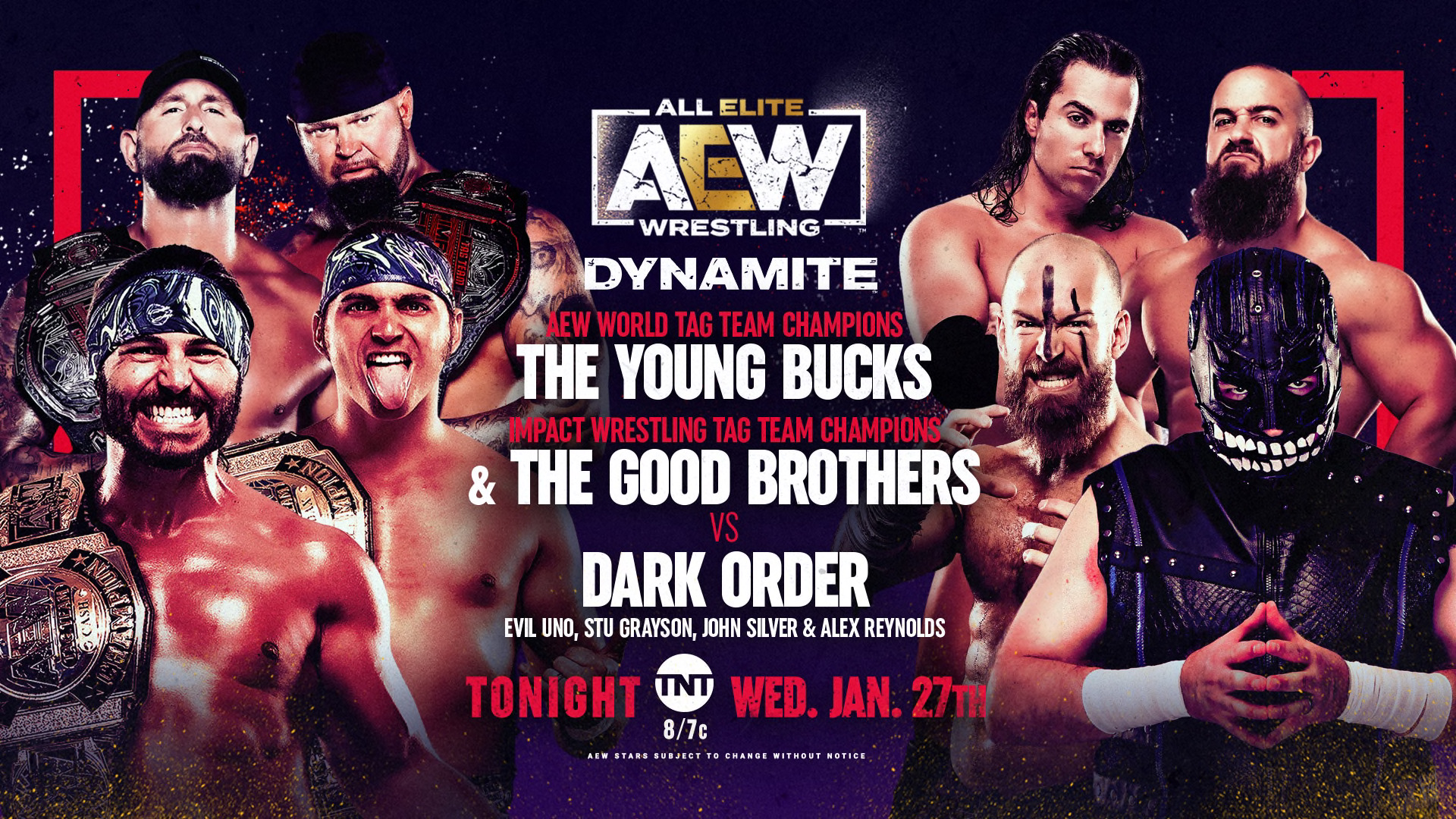 AEW Dynamite Results: Cody Responds To Shaq, Hangman Page In Action, Britt Baker