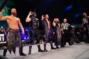Evil Uno Reveals Receiving WWE Tryout Offer After AEW Contract