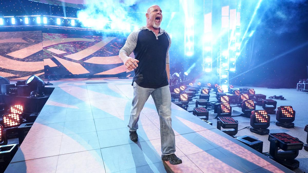Goldberg Reveals How Many Matches He Has Left On His WWE Contract