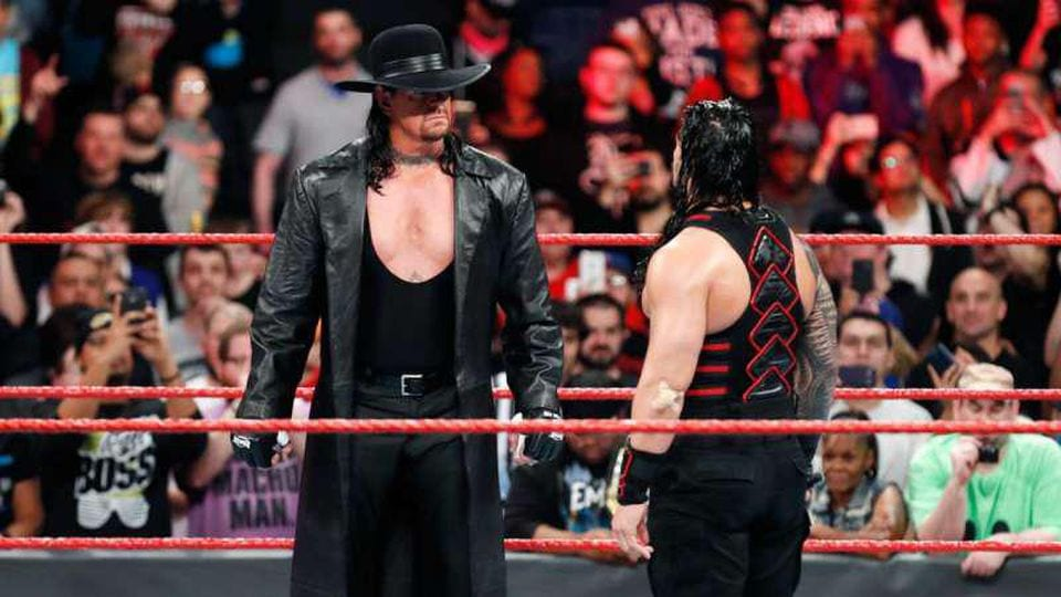 """The Undertaker On WrestleMania 37: I Kept Thinking To Myself, """"You Should Be There"""""""