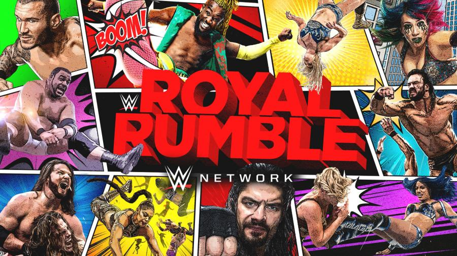 WWE Royal Rumble Opening Match Revealed