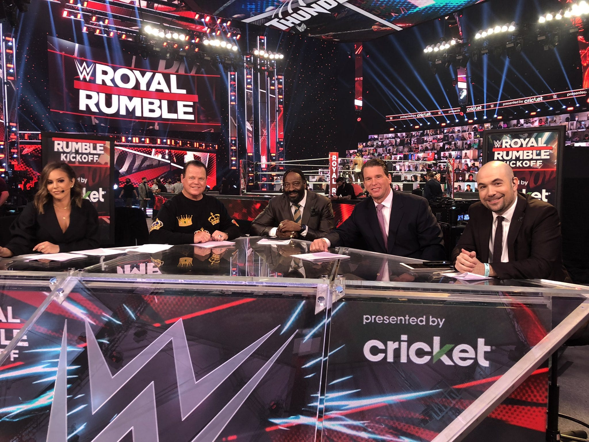 WWE Royal Rumble Kickoff Video, New Rumble Entrant Revealed