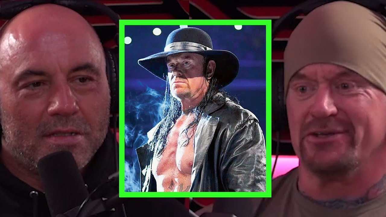 """The Undertaker Says The Current WWE Product """"Is A Little Soft"""""""