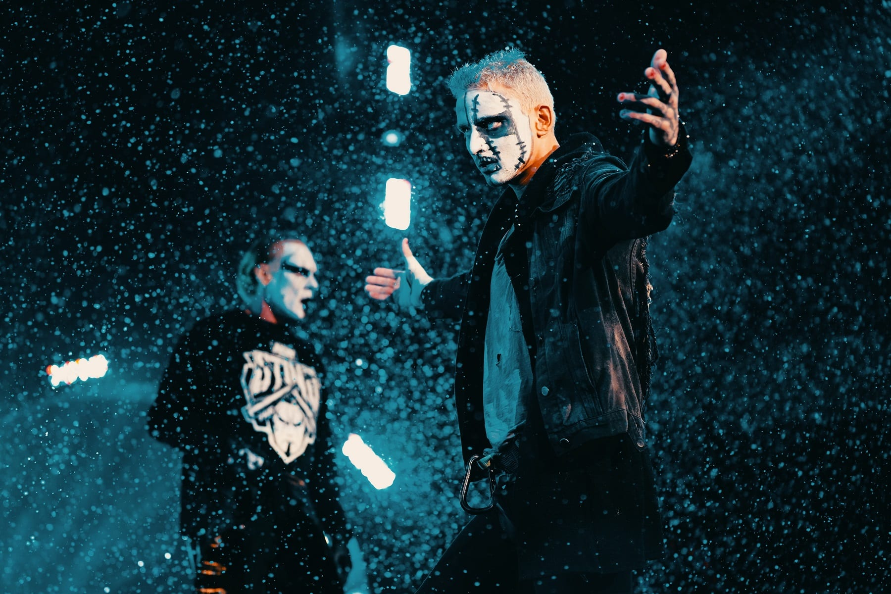 Darby Allin And Sting Got Pulled Over By Cops While Filming AEW Revolution Entrance