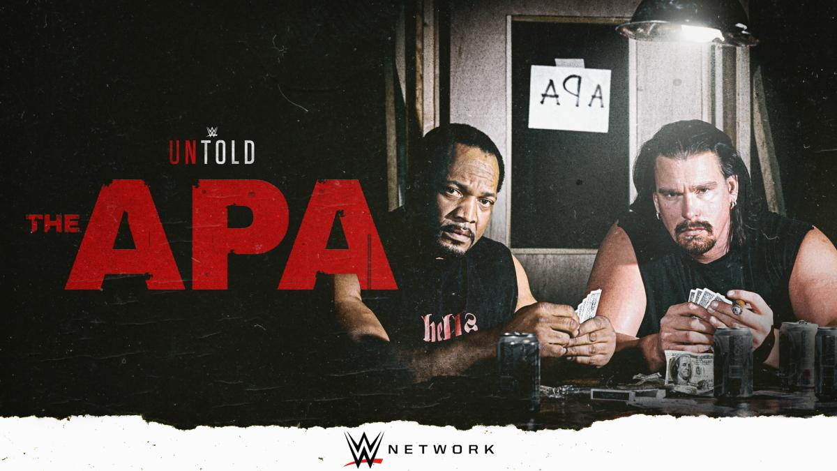WWE Backstage Viewership, Official Trailer For New APA WWE Network Documentary