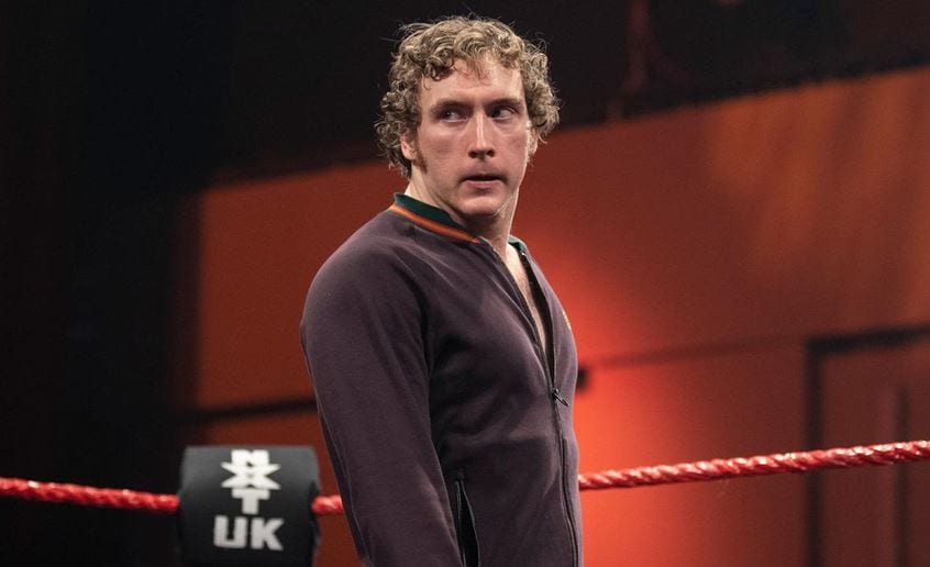 William Regal's Son Makes WWE NXT UK Debut