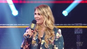 Beth Phoenix Recalls Crying After Starting WWE Commentary, What Michael Cole Told Her