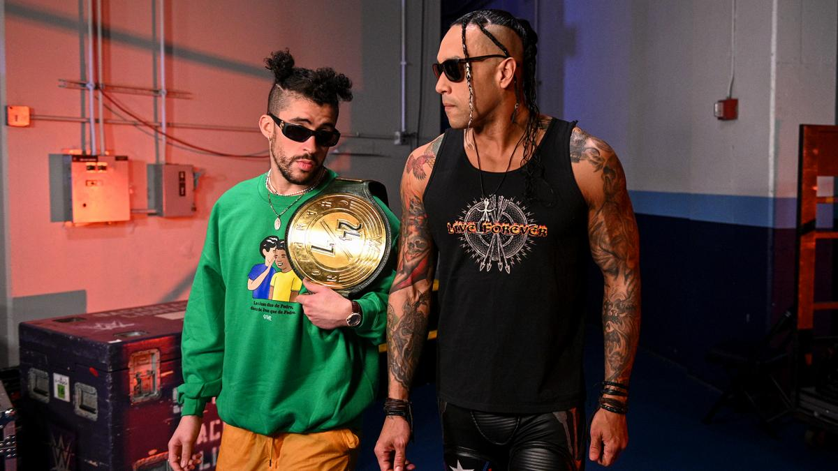 Damian Priest Recalls Randy Orton's Comments To Bad Bunny Before WrestleMania
