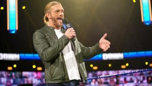 Edge Says It's Harder For Up-And-Coming Talent To Get Over In WWE