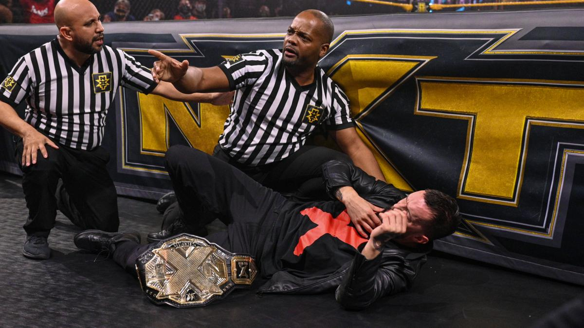 WWE NXT Results – Takeover Fallout, Adam Cole Attacks In Six-Man Main Event, More