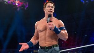John Cena Reacts To Karrion Kross Wanting To Retire Him