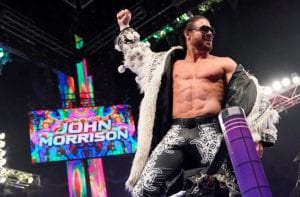 John Morrison Thinks He Possibly Scared WALTER At The WWE Royal Rumble