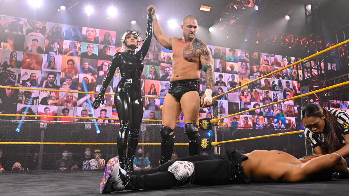 Karrion Kross Comments On Facing Top WWE Star