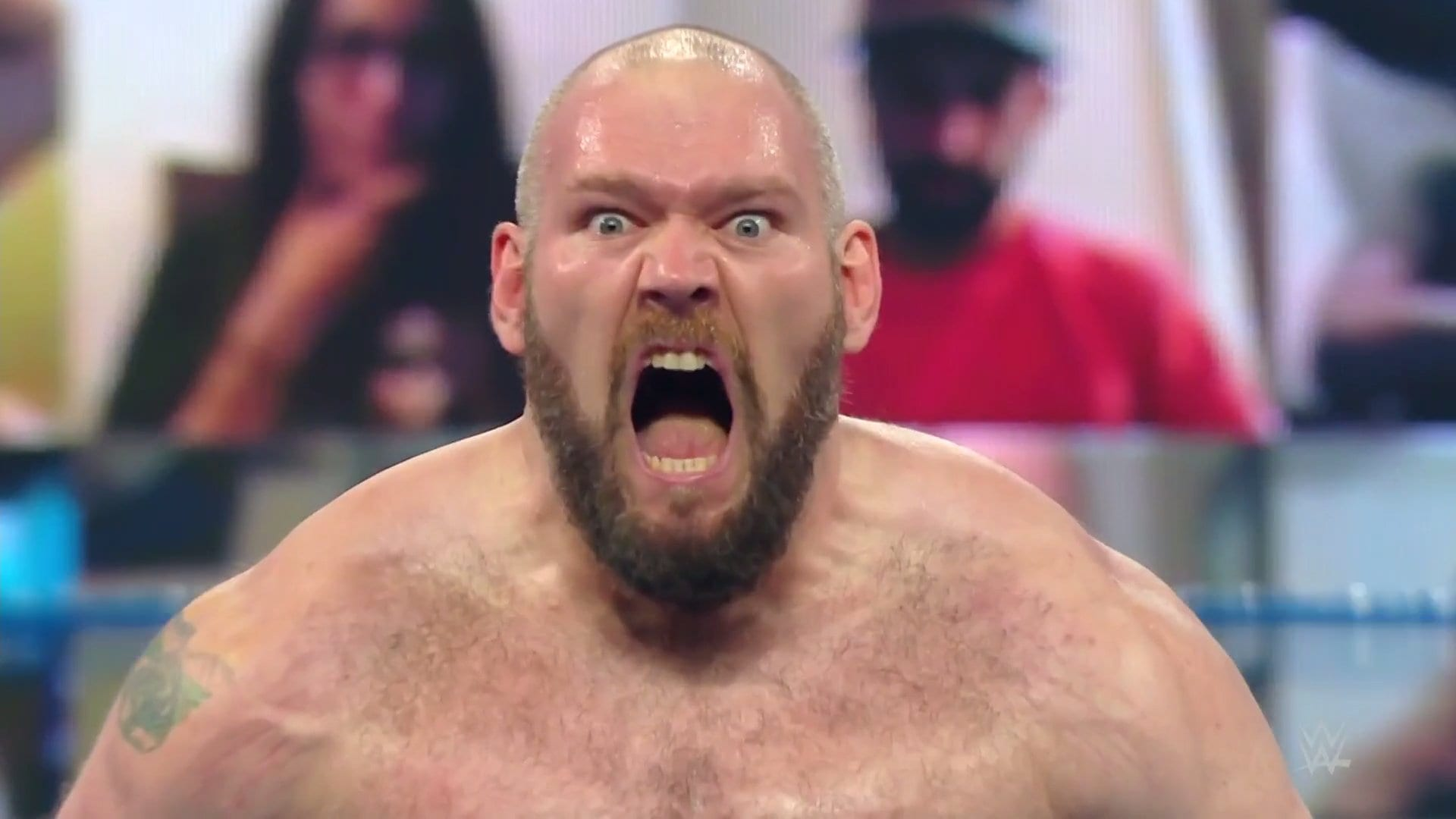 Lars Sullivan To Make First Post-WWE Appearance