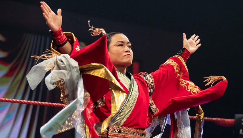 Meiko Satomura Makes WWE NXT Debut, More Women's Division Focus, Superstar Dropping Weight
