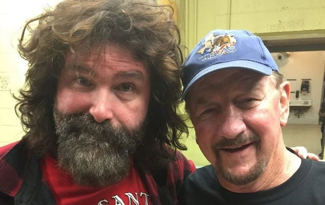 Mick Foley On He Wants To Win WWE Universal Title Match At WrestleMania