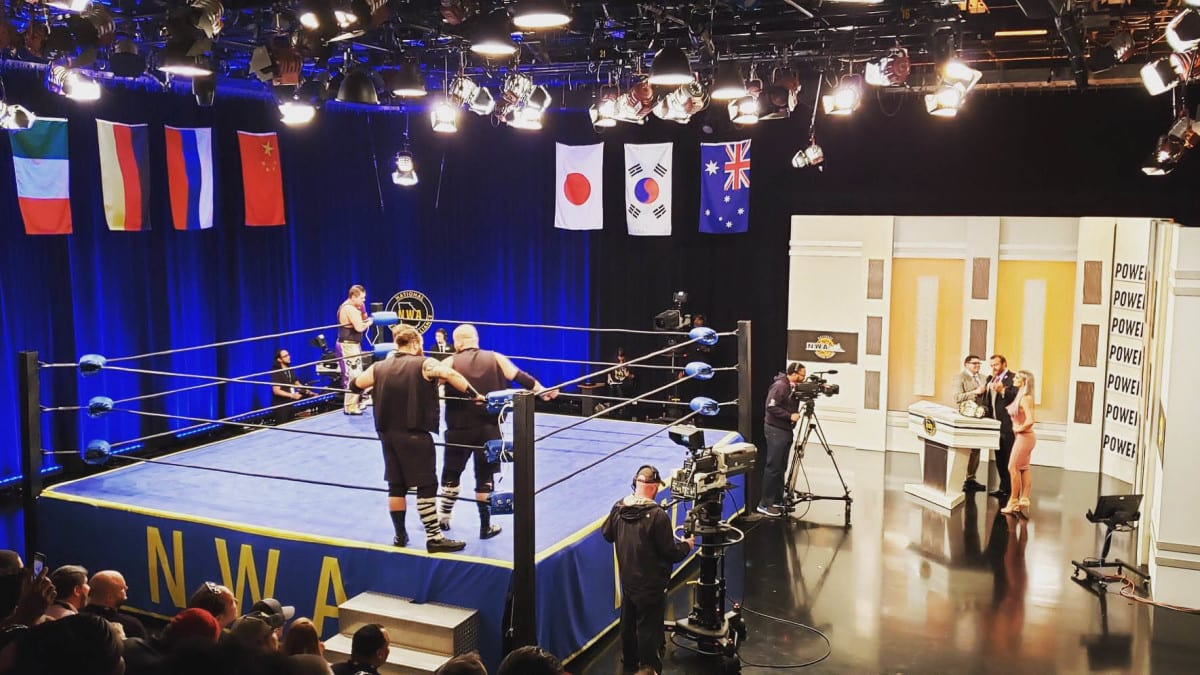 The NWA Returning Soon With PPV On FITE TV