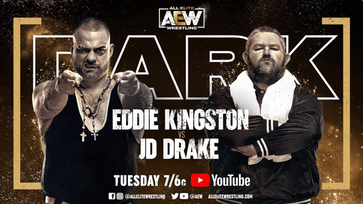 AEW Dark Results (2/23): Eddie Kingston Vs. JD Drake, Leyla Hirsch And SCU In Action