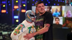 """Rey Mysterio Says It """"Would Have Been Good"""" If WWE Had Split He And Dominick In The Draft"""