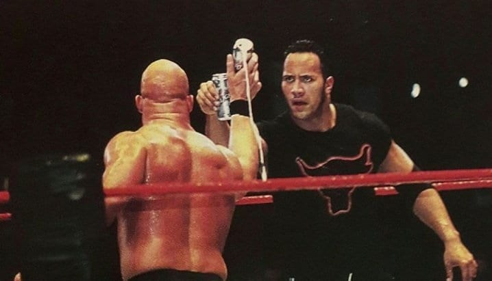 Steve Austin Reflects On WrestleMania 19 Match With The Rock