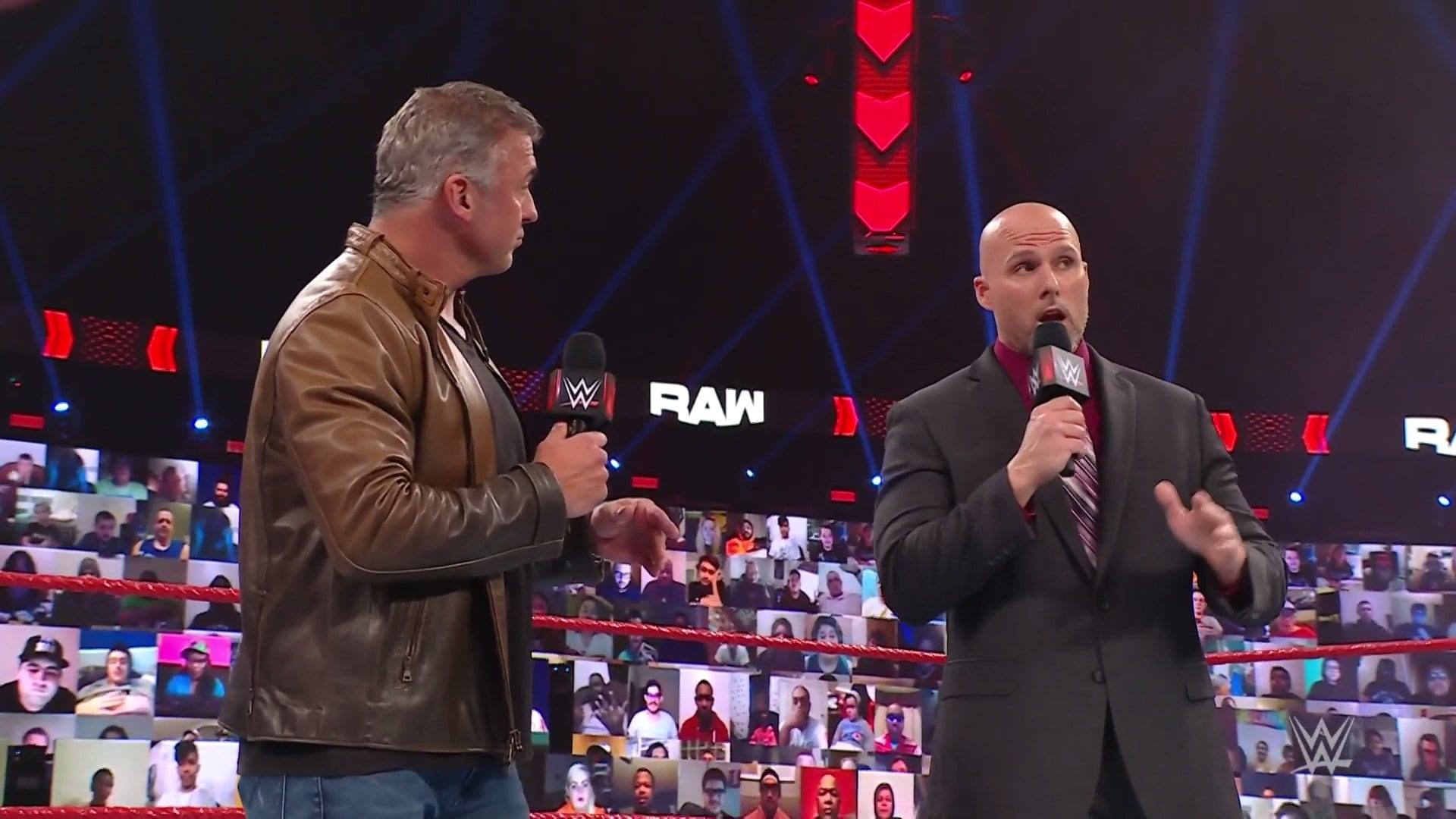 Shane McMahon Returns To RAW To Announce Big WWE Elimination Chamber Main Event