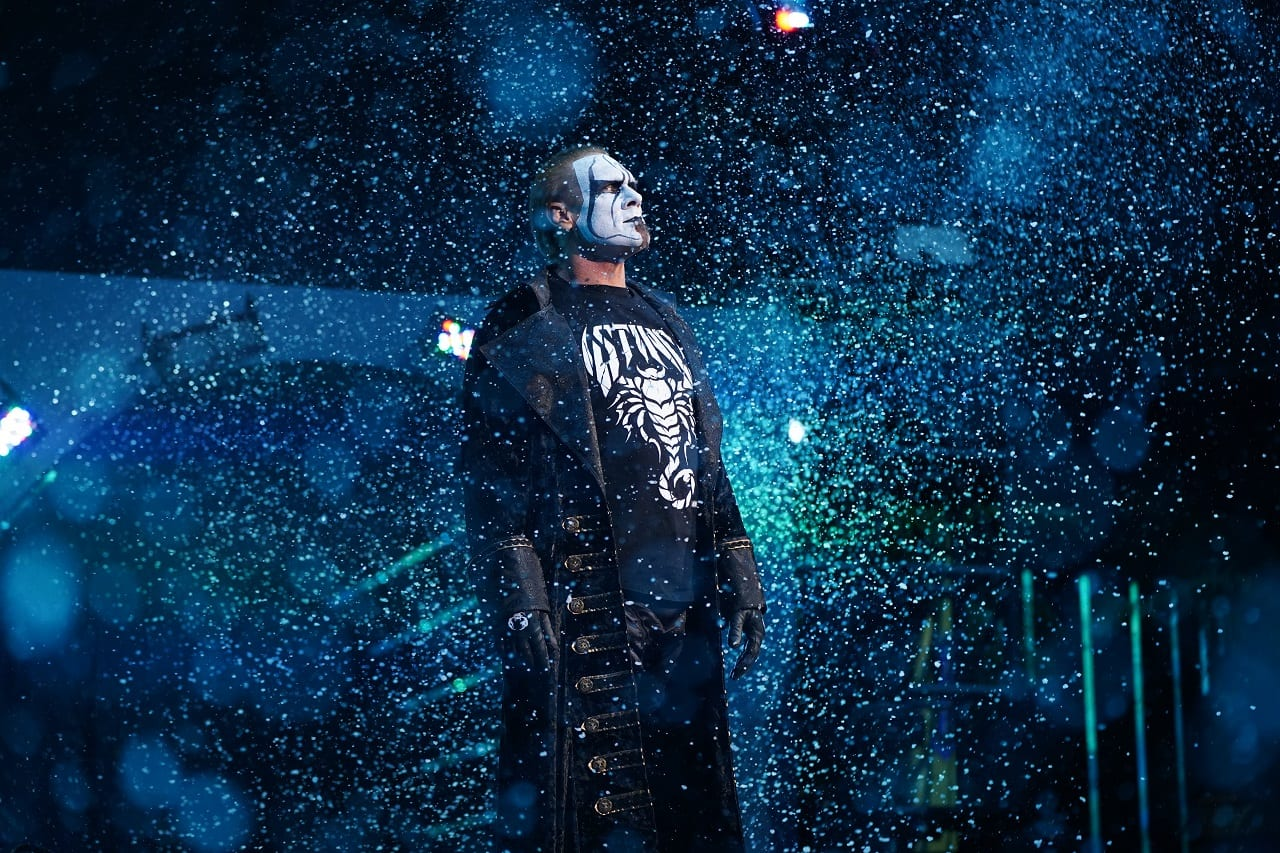 Sting Update After Powerbomb Bump On AEW Dynamite