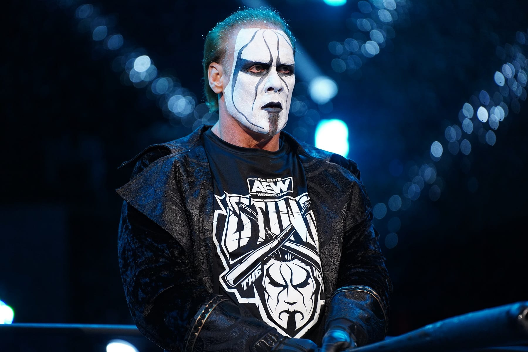 Sting On Wrestling At AEW Double Or Nothing, Not Facing The Undertaker