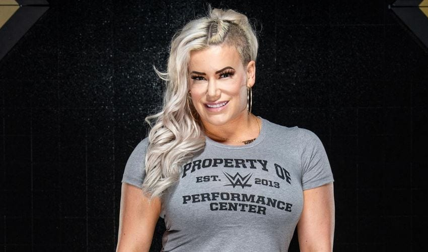 Taya Valkyrie Set For First WWE Interview