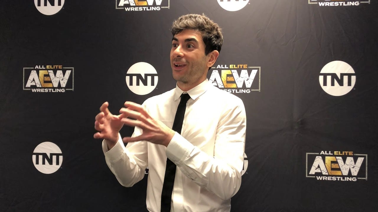 Why AEW Is Filming So Much Content Each Week