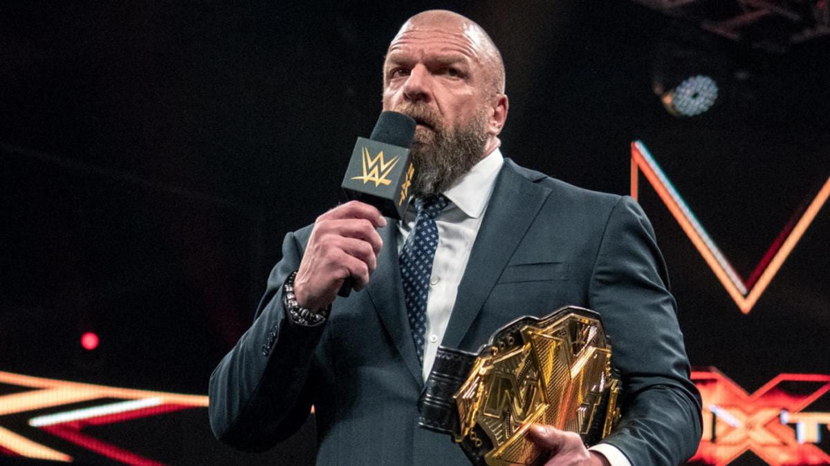 """Triple H Talks WWE NXT's Move To Tuesday Shifting From """"Imaginary War"""""""