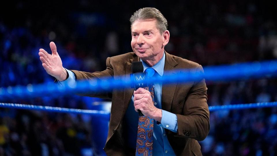 New Vince McMahon TV Project In The Works