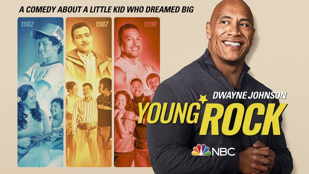 """""""Young Rock"""" Season Two Updates, More WWE Hall Of Famers To Be Portrayed"""