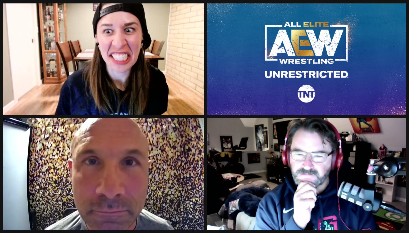 Christopher Daniels On Why AEW Won't Make The Same Mistakes As TNA