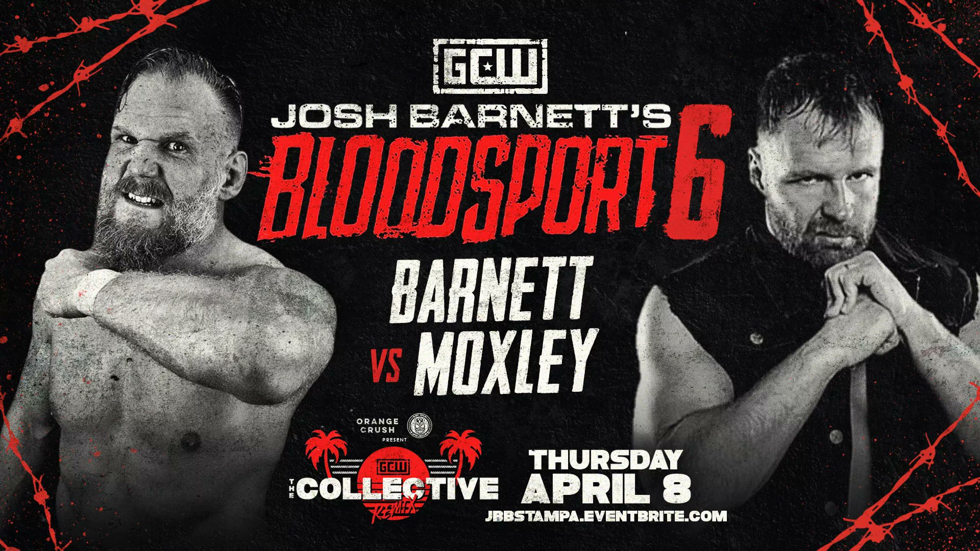 "Josh Barnett Hopes To Make Jon Moxley ""Suffer In Some Kind Of Living Hell"" At Bloodsport 6"