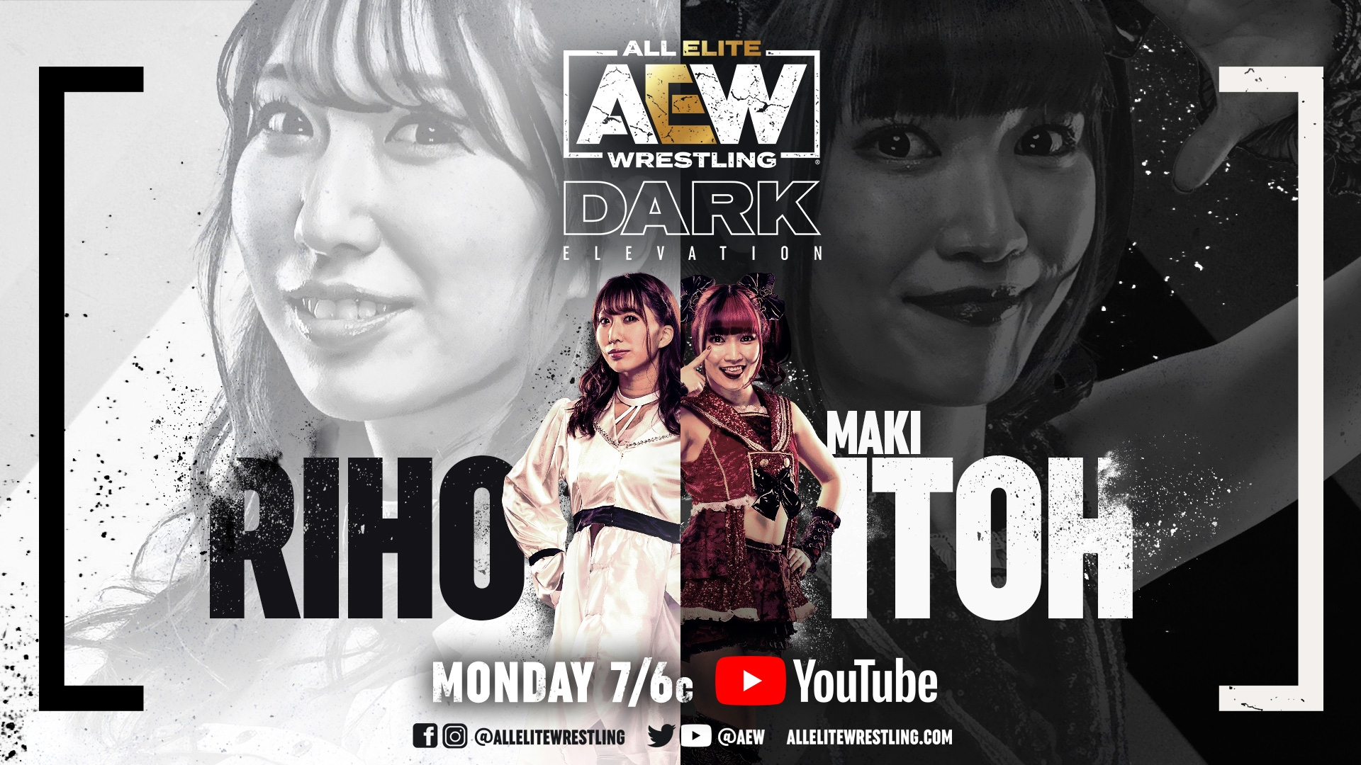 AEW Dark: Elevation Results (3/15): Riho Vs. Maki Itoh, Paul Wight Commentary Debut