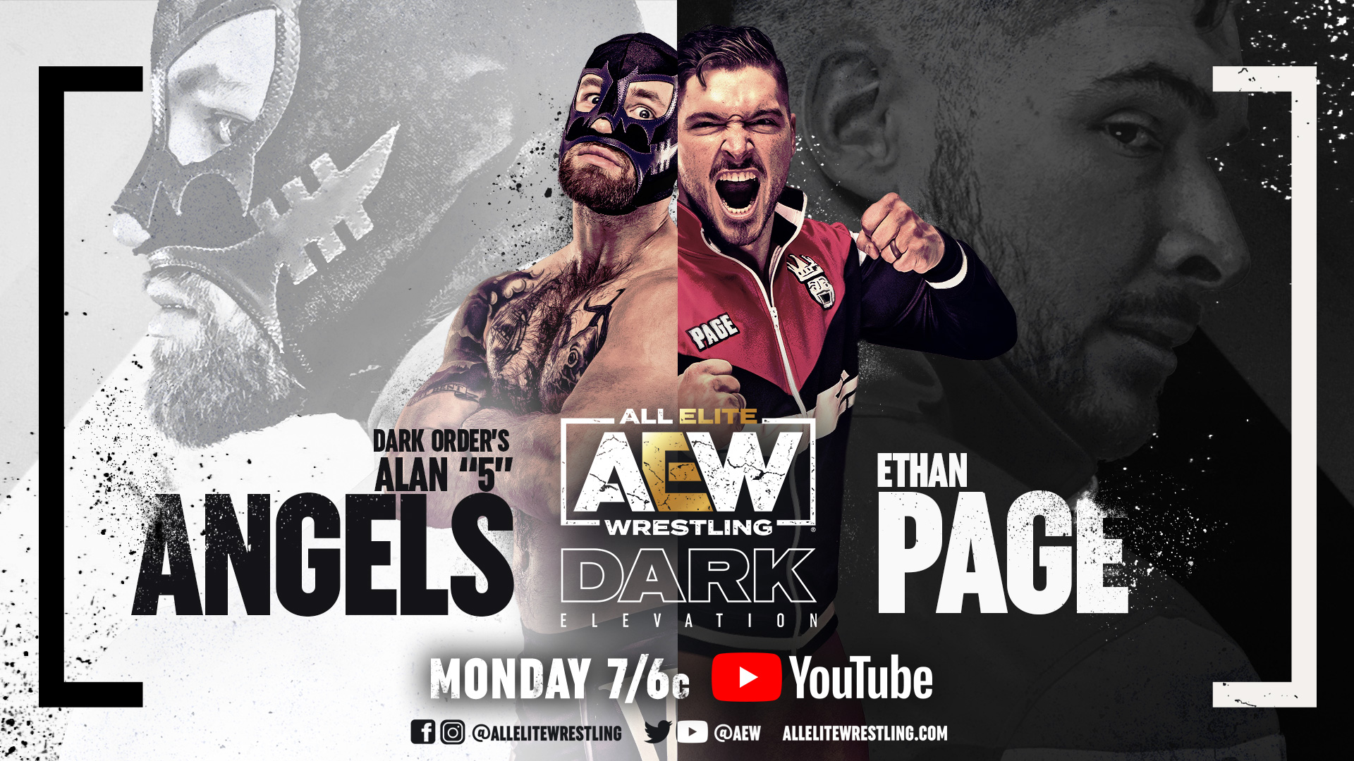 AEW Dark: Elevation Results (3/22): Triple Main Event Featuring Ethan Page